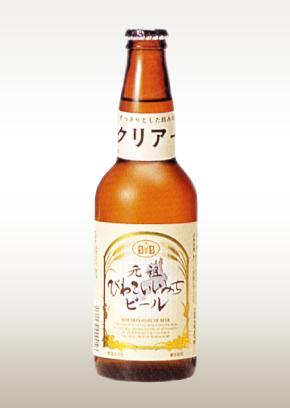 びわこいいみちビール